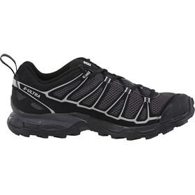 Salomon X Ultra Prime Hiking Shoes Men Asphalt/Black/Aluminium